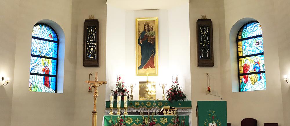 Matki Bożej Wspomożenia Wiernych w Prusach